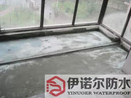 南京阳台防水堵漏用什么好?阳台防水多少钱