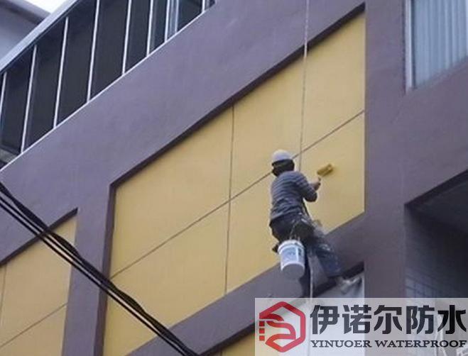 南京苏州外墙防水补漏